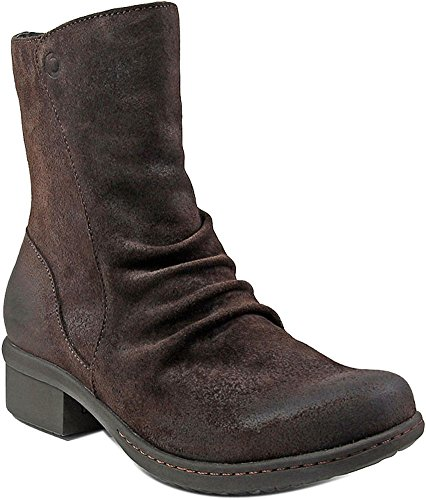 Bogs Womens Auburn Mid Rain Boot Dark Brown Size 7