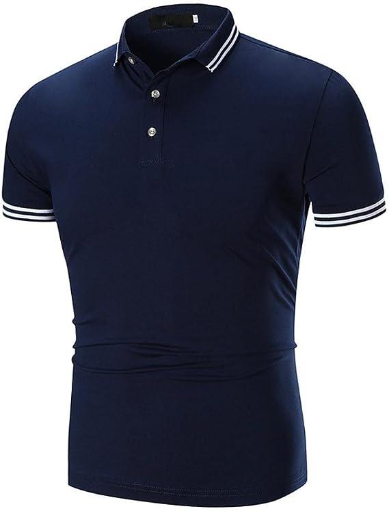 Camiseta para Hombre, Camisas Hombre Camisas de Moda de Verano ...