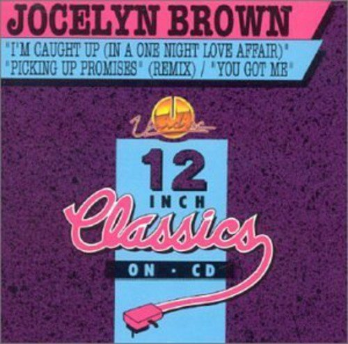 CD : Jocelyn Brown - I'm Caught Up / Picking Up Promises / You Got Me (Canada - Import)