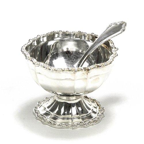 (Hudson Manor by Avon, Silverplate Master Salt)