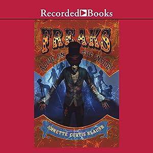 Freaks Audiobook