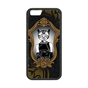 New Style Z2OBIDPUIFJOVLSW Cat Hardshell Cell Phone Cover Case for New iPhone 6