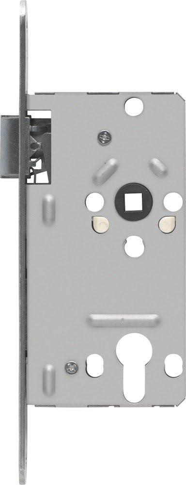 458965 Abus encastrée PZ Serrure à cylindre 72 mm DIN Droite