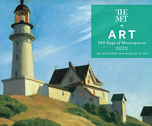 Art: 365 Days of Masterpieces 2020 Desk Calendar from Abrams