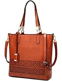 Amazon.com: Satchel - Shoulder Bags / Handbags & Wallets: Clothing ...