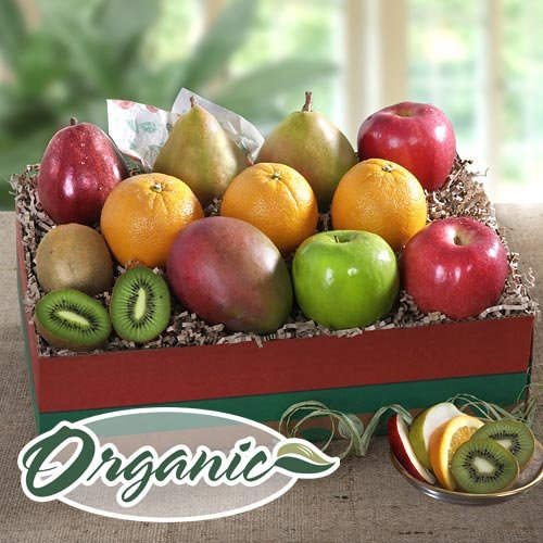 Organic Golden State Fruit Collection
