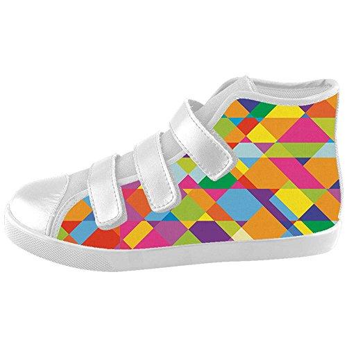 Dalliy Bunte Muster Kids Canvas shoes Schuhe Footwear Sneakers shoes Schuhe D