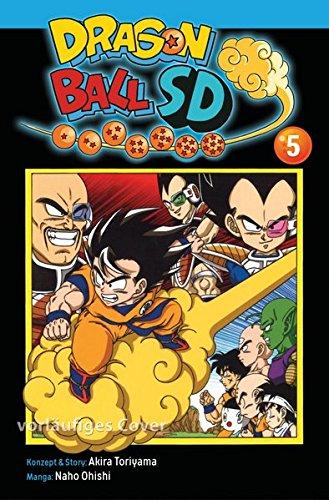 Dragon Ball SD 5 Taschenbuch – 29. Januar 2019 Naho Ohishi Cordelia von Teichman Carlsen 3551797854
