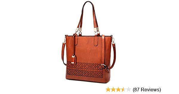 e86d84c732c5 SiMYEER Women Top Handle Handbags Satchel Shoulder Bag for Lady Purse Tote  Bag  Handbags  Amazon.com