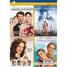FOUR FEATURE FILM SET