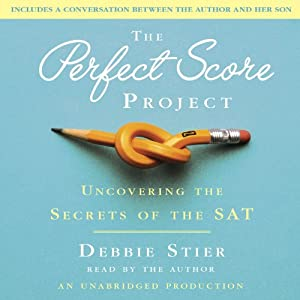The Perfect Score Project Audiobook