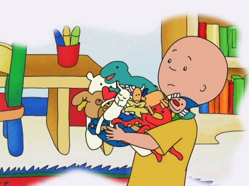 Big Time Caillou