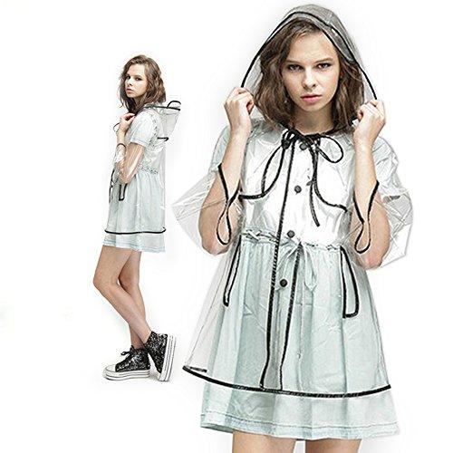 my-sky-fashion-women-clear-rain-coat-with-hood-rain-jacket-short