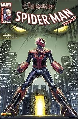 Spider-Man Universe 14 : aux frontières du Spider-Verse