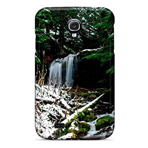 Hot Case Cover Protector For Galaxy S4- The Same River