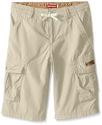 Unionbay Big Boys' Shaw Drawcord Short, Sand, 8