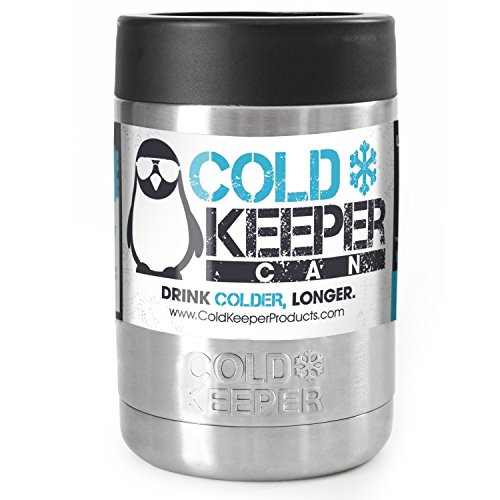 Buy cheap coldkeeper double insulated personal beverage cooler can fits all standard 12oz cans and bottles compatible