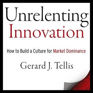 Unrelenting Innovation Audiobook