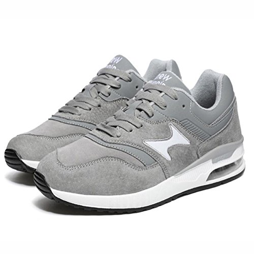 Fashion Wild Green Shoes GAOLIXIA Sneakers Gray Shoes New Black Red Women's Casual Lovers Spring Shoes Shoes Outdoor Gray Running wPqHAF