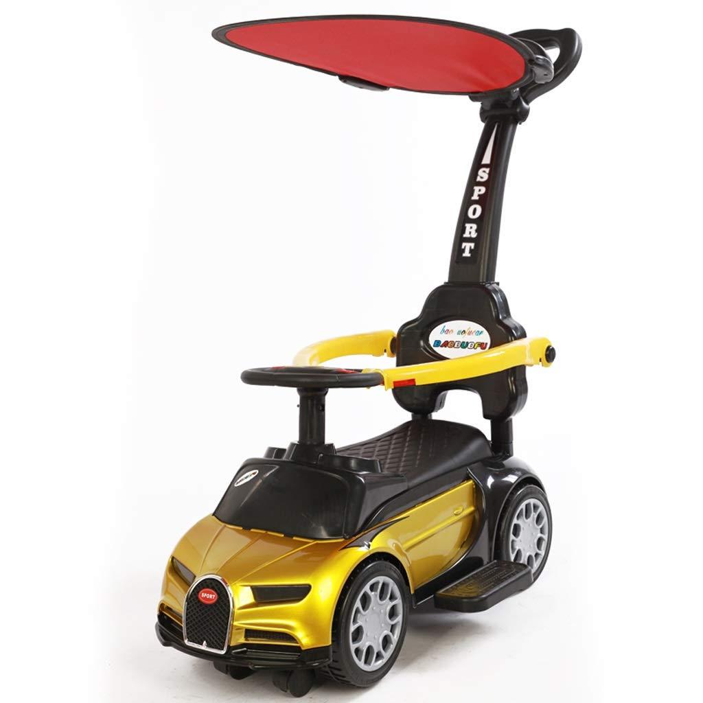 Paint jaune C Voiture pour Enfants Yo voiture Twist 2-3 Ans   Slide     Yo voiture Enfants Slide Walker Xuan - Worth Having (Couleur   Paint jaune, Taille   B)