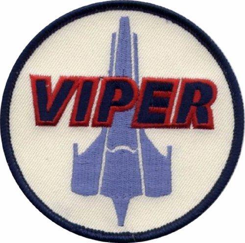 Battlestar Galactica Viper Pilot (Battlestar Galactica Colonial Viper Pilot Uniform Patch)