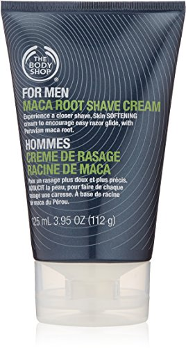 The Body Shop For Men Maca Root Shave Cream Small, 4.2-Fluid Ounce by The Body Shop