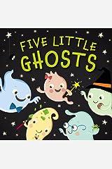 Five Little Ghosts Board book