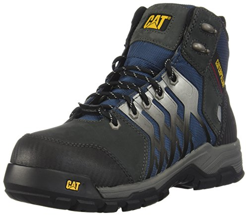 6838dadafe1cda Caterpillar Footwear Induction WP NANO TOE CSA Industrial Boot, Denim, 10 W  US Adult