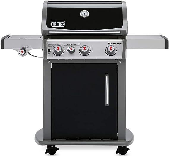 Weber Spirit E330 Lp Black Grill
