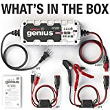 NOCO Genius G7200 12V/24V 7.2 Amp Battery Charger