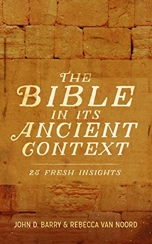 Bible Its Ancient Context Insights ebook product image