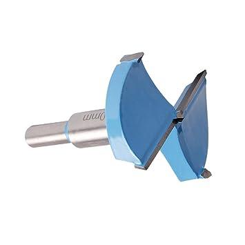 Homyl Forstnerbohrer 100 mm 25 mm Gesamtl/änge 9 mm Schaftdurchmesser