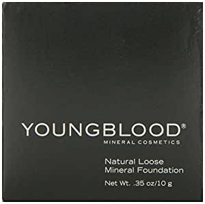 Youngblood Loose Mineral Foundation, Tawnee, 10 Gram