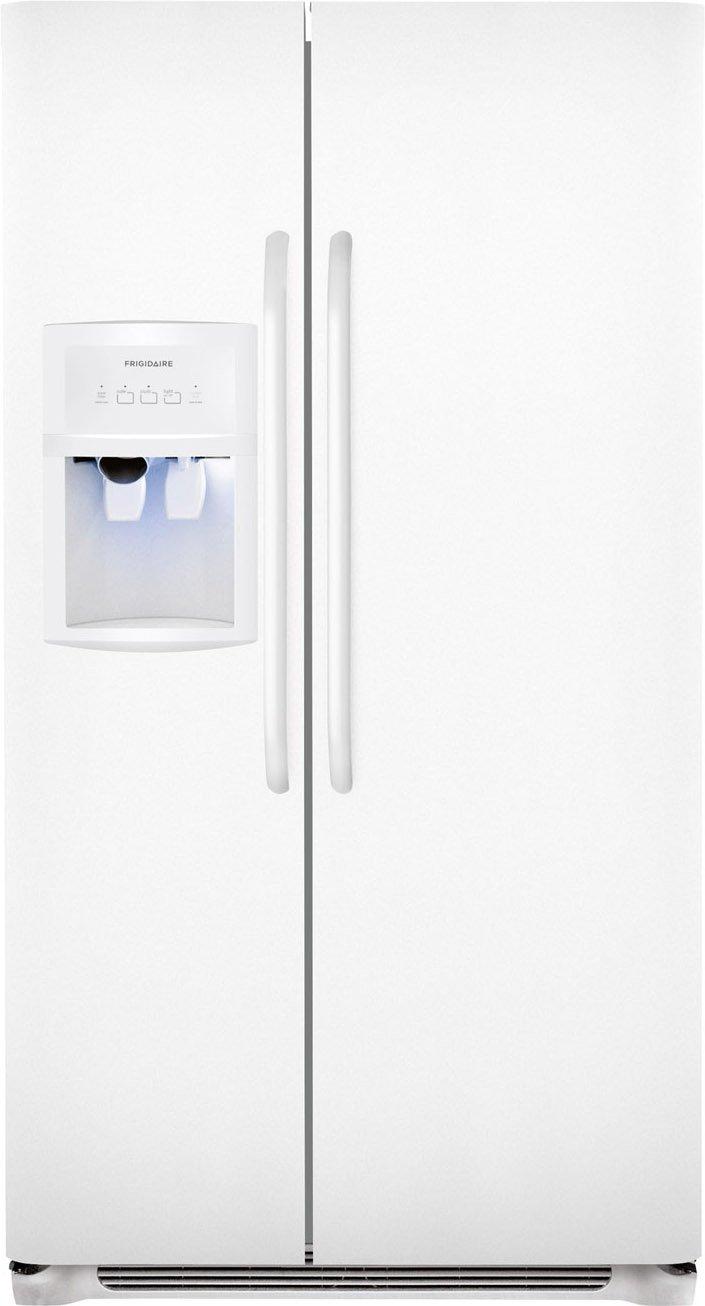 DMAFRIGFFHS2322MW - Frigidaire 22.1 Cu. Ft. Side-by-Side Refrigerator
