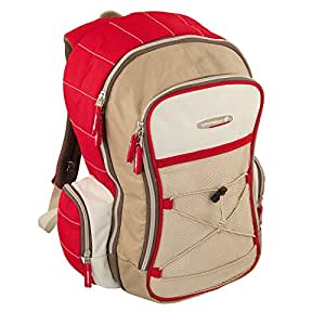 Campingaz Cusco Picnic - Nevera flexible, 15 l, color rojo