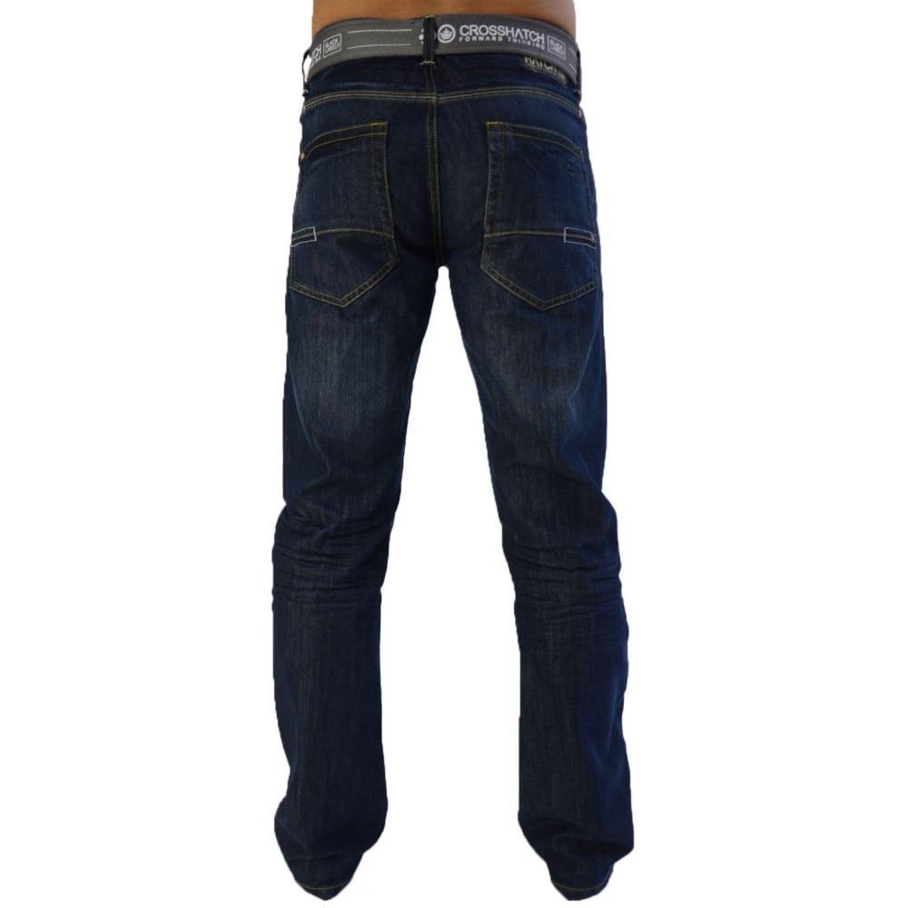 Jeans Crosshatch New Embossed Techno Techno Techno SW B01FUY1ASG Jeanshosen Authentische Garantie a06ffb