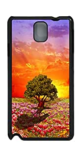 NBcase Tree Oil Paniting Hard PC case galaxy note 3