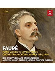 Faure: Piano Works & Chamber Music (9Cd)