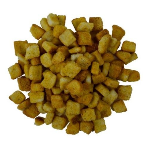Sugar Foods Fresh Gourmet Homestyle Seasoned Crouton, 2.5 Pound - 8 per case.