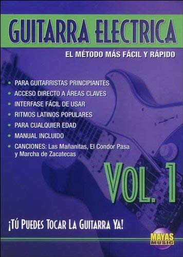 Guitarra Electrica 1 [Reino Unido] [DVD]: Amazon.es: Cine y Series TV