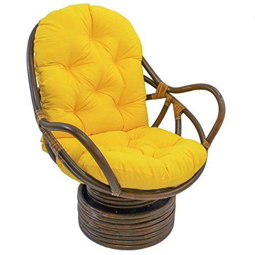 International Caravan Swivel Rocker With Twill Cushion, Sun Set, 3310-TW-SS Adirondack Chair Coat Bar