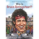 Who Is Bruce Springsteen? Audiobook by Stephanie Sabol Narrated by Fred Sanders