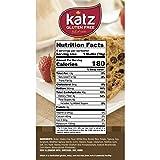 Katz Gluten Free Cinnamon Raisin English Muffins