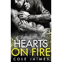 Hearts On Fire (Heart's Revenge Book 2)