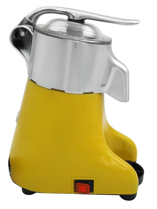 Johny s AK/7 Aut RAL y (Unión Europea Plug) amarillo eléctrico exprimidor funcionamiento automático - Motor Potencia: 400 W (hecho en Grecia): Amazon.es: ...