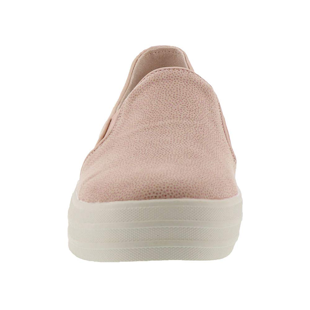 Skechers Double Up Fairy Dusted Womens Slip On Sneakers Light Pink 7.5 by Skechers (Image #5)