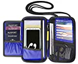 RFID Passport Holders Passport Wallet Travel Wallet for Women and Men