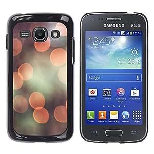 EJOY---Cubierta de la caja de protección la piel dura para el / Samsung Galaxy Ace 3 / --Llamarada cámara