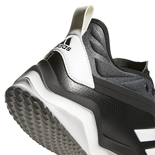 Crystal Adidas Black Carbon Speed 4 Homme Originals 1803 White Trainer AA6fZ