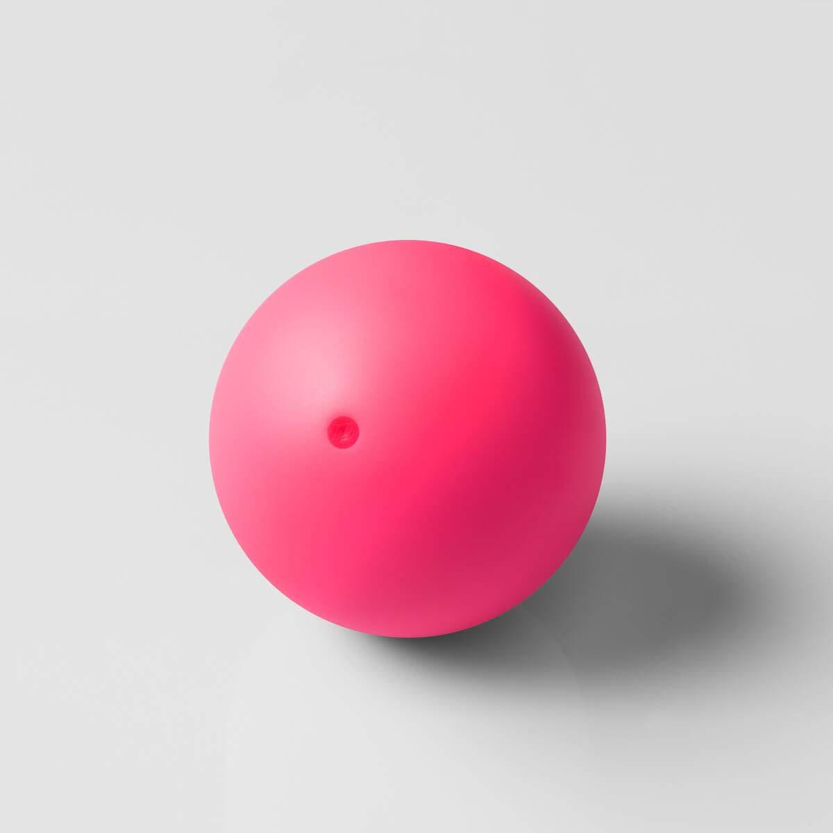 62 mm Pallina da GIOCOLIERE per Giocoleria Modello MMX 110 g Play Juggling Blu UV